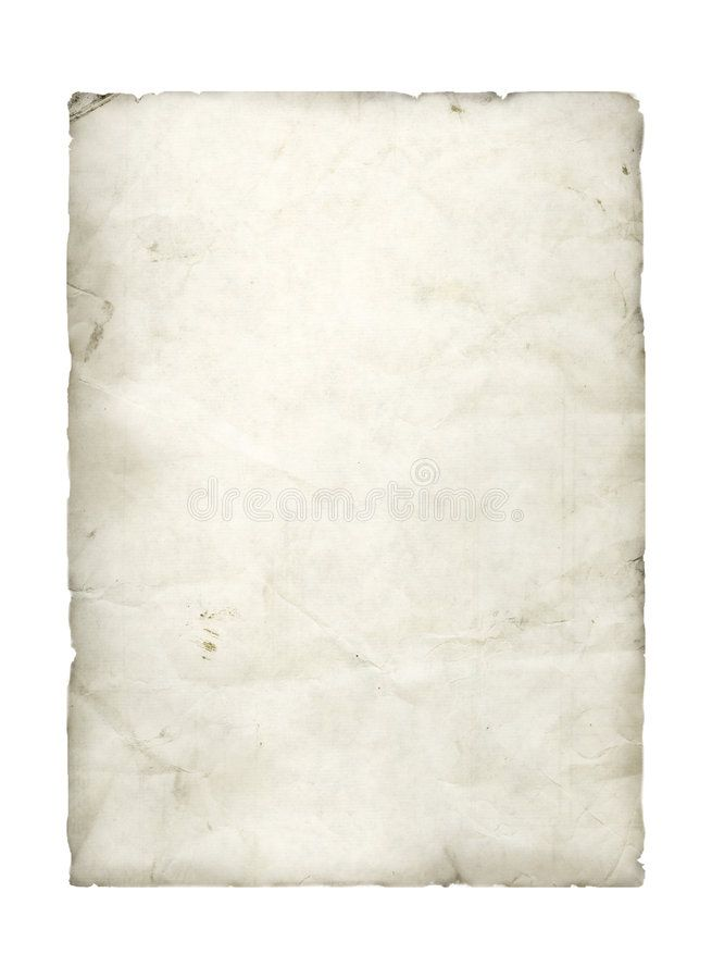 Antique Paper Worn Old Abused White Paper With Tattered Edges That Is Isolate Sponsored Abused White Worn Antique Paper Paper Stock Stock Photos