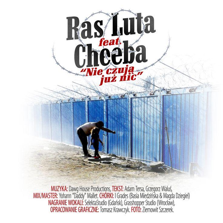 Ras Luta feat. Cheeba - Nie czują już nic - single cover