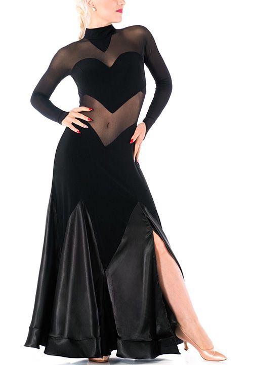Victoria Blitz Nuvola Ballroom Dress   Dancesport Fashion @ DanceShopper.com