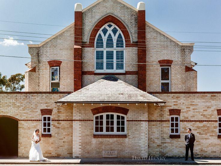 Wedding photos at St Michaels Catholic Church