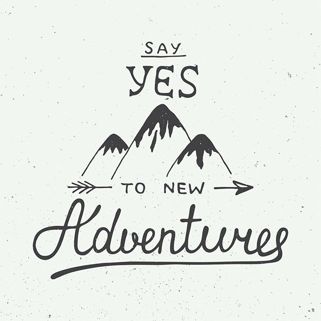 Start the new year off right.. say yes to new adventures!  #carryonwandering #vacation #instatravelling, #traveladdict #adventuretravel #bbctravel #lonelyplanet #travelgirl #solotravel and #instatravel #travelcoach #adventurecoach #adventure #privatetour #traveladdict #wanderlust #travelworld #sayyes