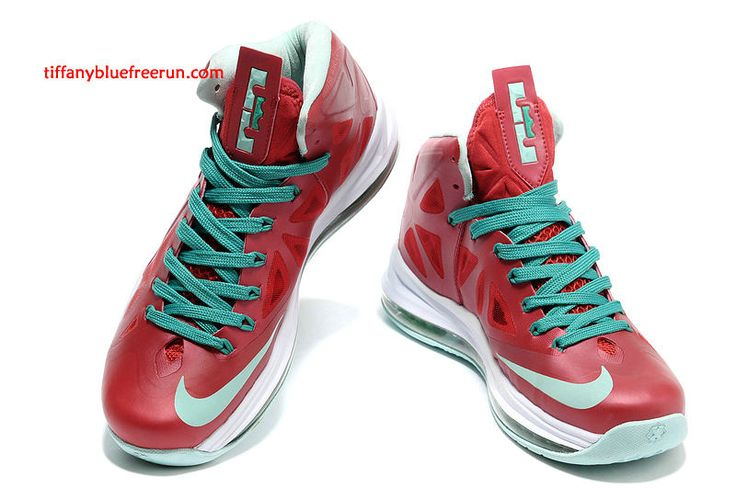 Nike Zoom LeBron 10 X P.S Christmas Red/White/Green, cheap Nike Lebron If  you want to look Nike Zoom LeBron 10 X P.S Christmas Red/White/Green, ...