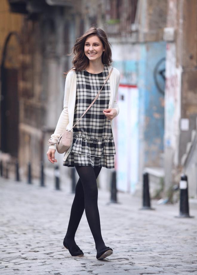 LOFT Elbise Markafoni'de 49,90 TL yerine 29,99 TL! Satın almak için: http://www.markafoni.com/product/3303571/
