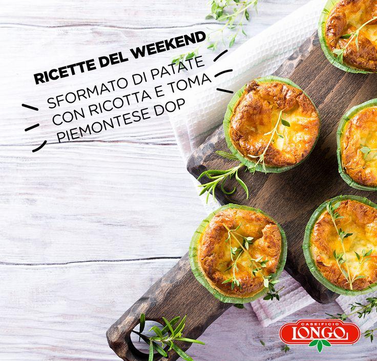 #tominilongo #piemonte #cucina #ricette #ricetteperpassione #instafood #food #foodie #foodporn #cibo #cucinaitaliana #like #like4like #l4l #follow #follow4follow #caseificiolongo #tominolongo #canavese #cucinapiemontese #bosconero #rivarolo #volpiano #sanbenigno #sformato #patate #ricotta