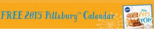 Pillsbury Free 2015 Pillsbury Calendar – US