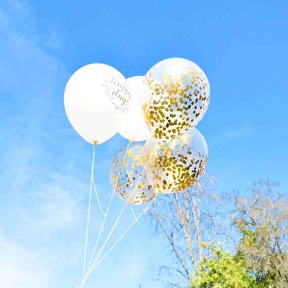 1000+ Ideas About Glitter Balloons On Pinterest