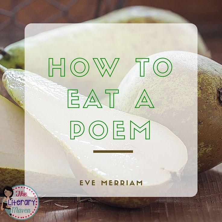 poetry unit middle school pdf