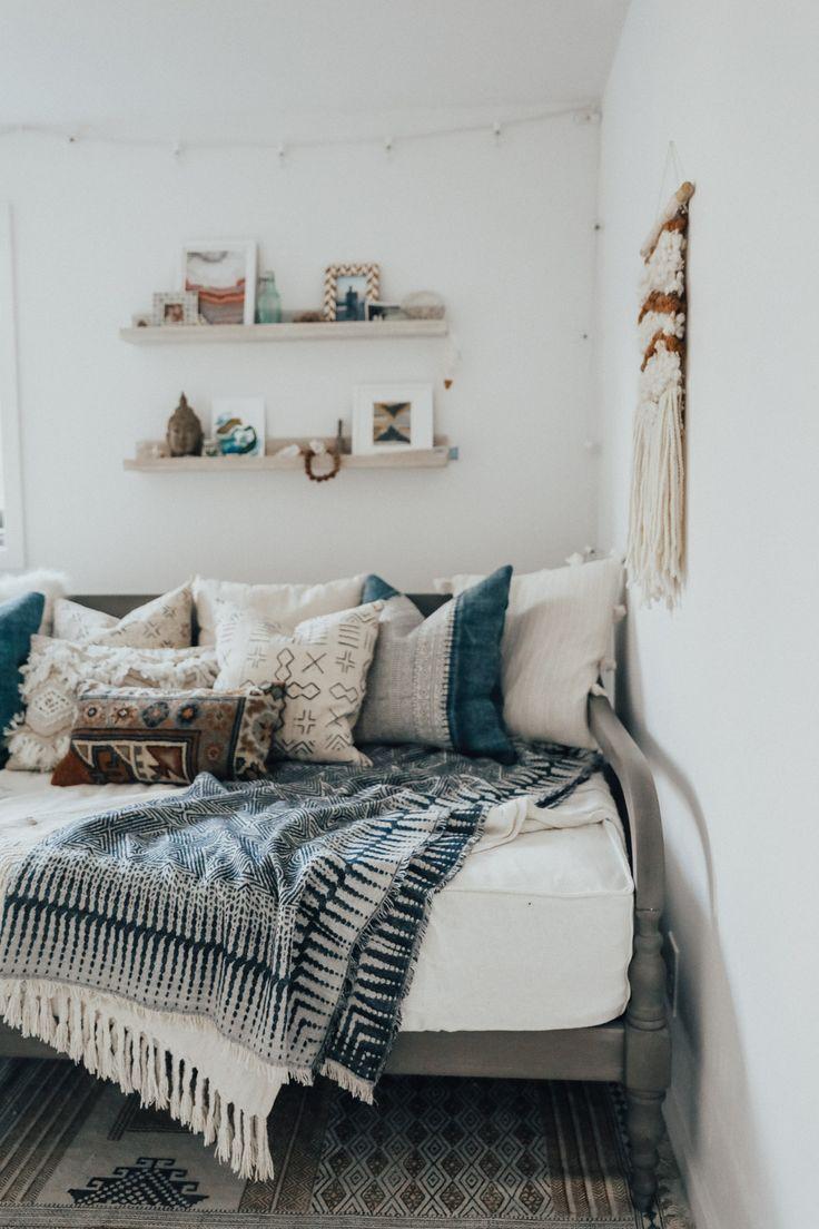 De verdad, estoy obsesionada con este tipo de habitaciones, ¡me encantan!