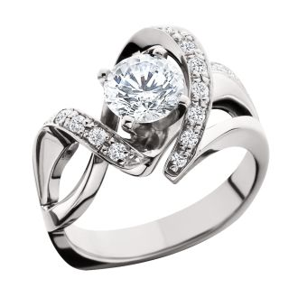 Designer Engagement Rings | Jensen Jewelers, Grand Rapids Engagement Ring and Fine Jewelry - a_3288_0