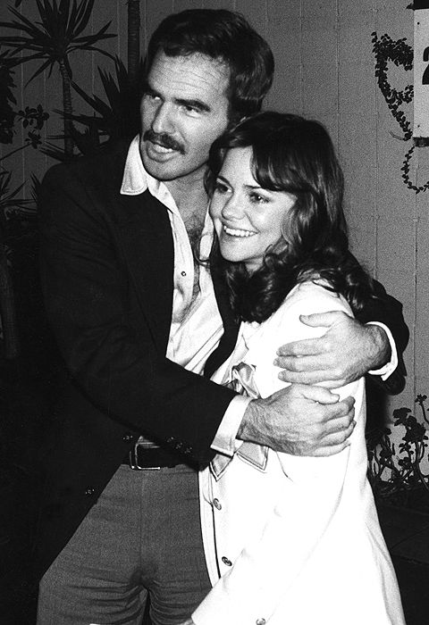sally field and burt reynolds relationship