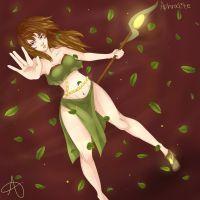 Aphrodite - SMITE (Skin idea) by Abigail162