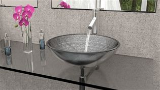 Umywalka szklana 91004
