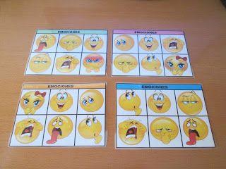 Recursos para Docentes: Bingo de las Emociones
