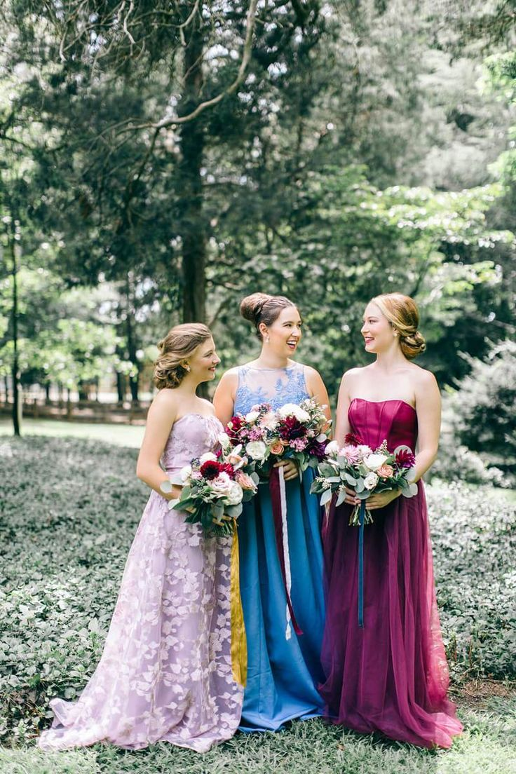 680 best stylish bridesmaids dresses and styles images on bridesmaid dress with oleg cassini aisle society shoot ombrellifo Gallery