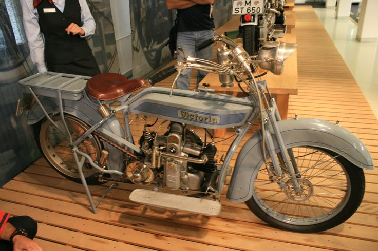 BMW engine in Victoria bike