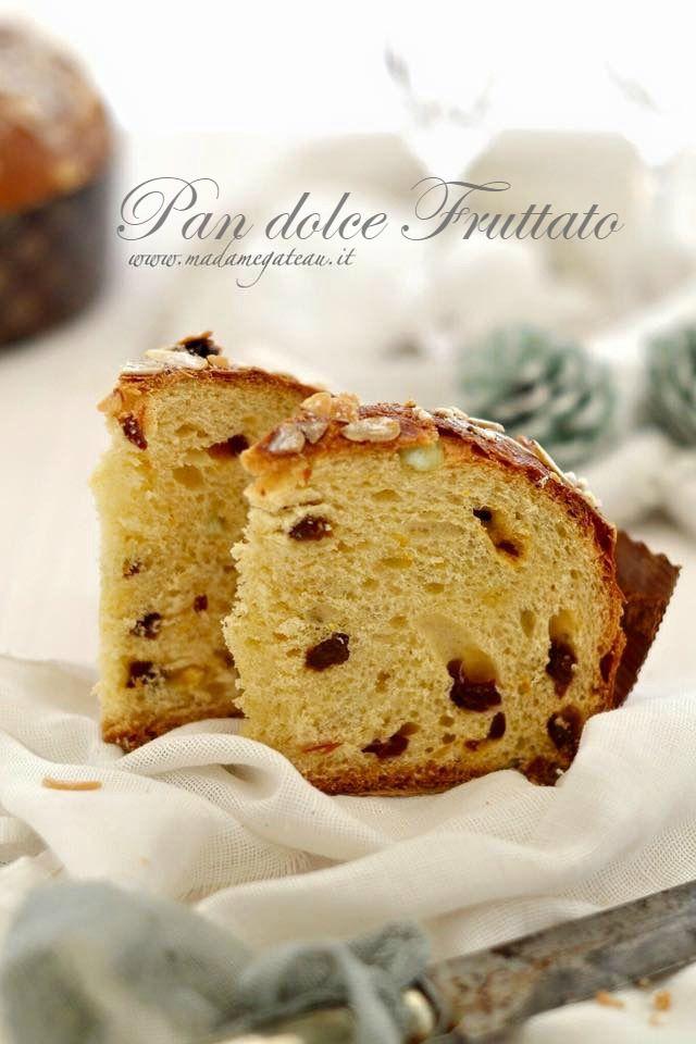Non chiamatelo panettone perchè non lo è ma potrebbe esserlo senza avere tante pretese con la ricetta di Paoletta ricca di frutta candita, profumato con una goccia di liquore strega.