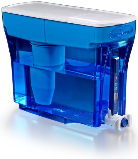ZERO WATER Drinking Water Filters Home Purification Filtration Water Filter