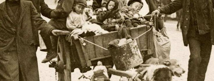 36 best images about Belgian Refugees, WW1 on Pinterest