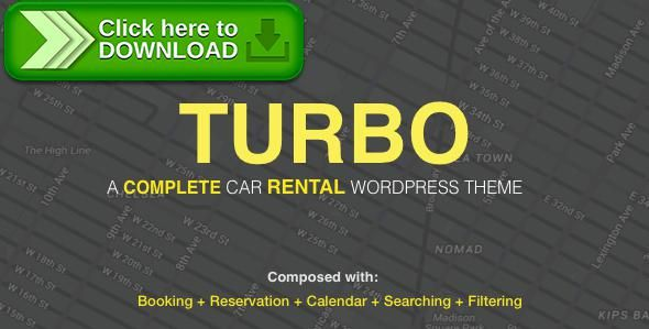 [ThemeForest]Free nulled download Turbo - Car Rental System WordPress Theme from http://zippyfile.download/f.php?id=33940 Tags: auto rent, booking, booking calendar, car booking, car rental, hotel booking, property booking, rent, rent a car, rent a taxi, rental, reservation, taxi service, woocommerce booking, wordpress booking
