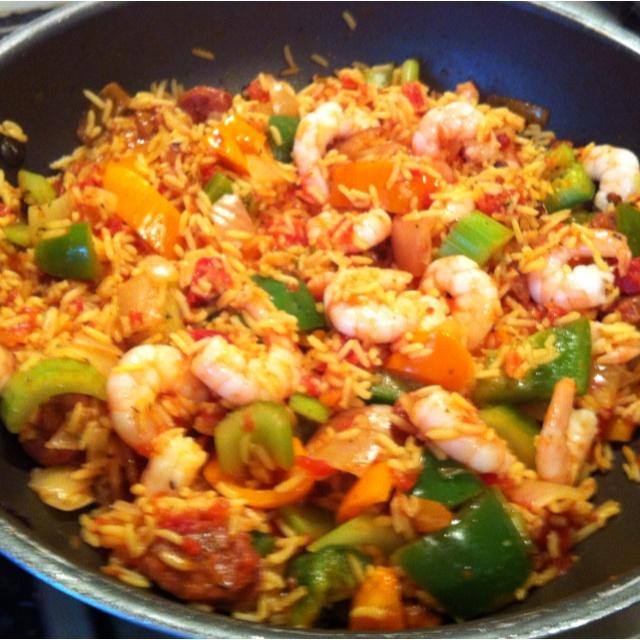 'Cohobbolopot' - Caribbean rice dish