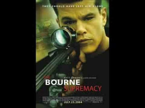 One of my favorite soundtracks of all time, The Bourne Supremacy was a nuts movie, and has music to match. This track is a particular favorite. 'Bim Bam Smash' is the music for the epic car chase at the end of the movie.