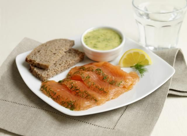 A classic Smoked Salmon and Dill Sauce Recipe is on the table in under 10 minutes.Serves as a starter dish and even serve with pasta. ​Delicious.