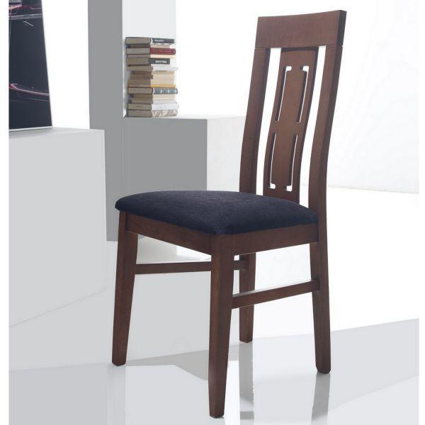 Inspirant Chaise De Salle A Manger En Bois Dining Chairs Furniture Home Deco