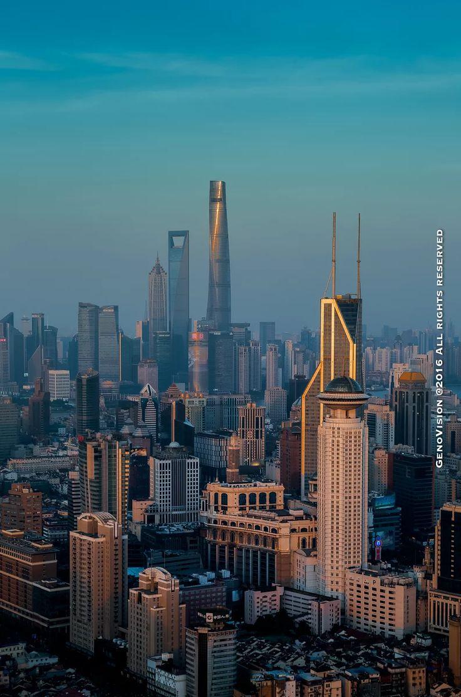 I❤SH! - 城市, 风光, 色彩, 上海 - 基诺Genovision - 图虫摄影网