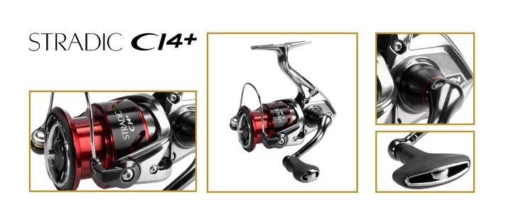 Shimano Stradic CI4+ FB Spinning Reel    Shimano Stradic CI4+ FB Spinning Reel