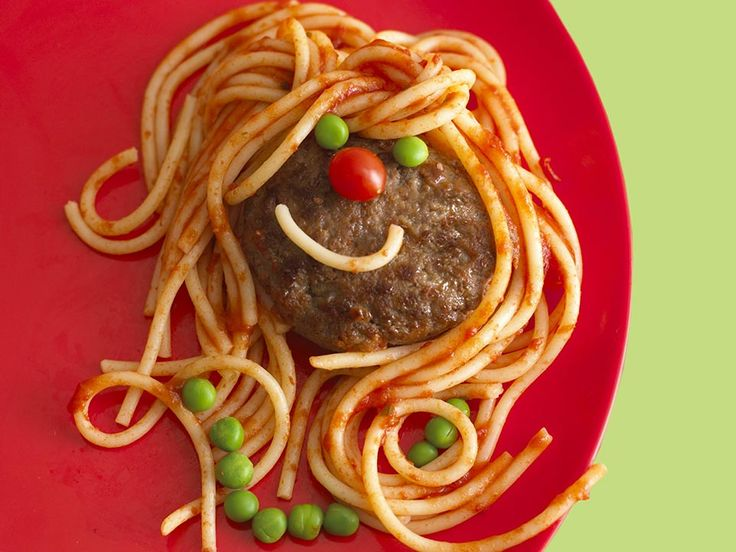 Your own yummy burgers will be better than any fast food, and you and your children can have lots of fun decorating the burgers with silly faces. Or serve the burgers more traditionally in buns.