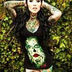 Mod Girls: 60 gatas tatuadas