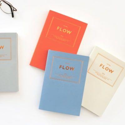 2018 Flow B6 Diary Planner