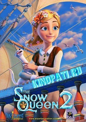 Снежная королева 2 (2014-2015) смотреть мультфильм онлайн