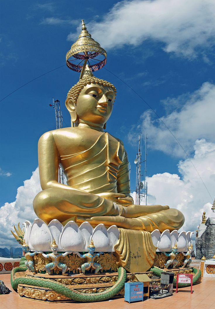 Wat Tham Sua, by kallerna, from http://en.wikipedia.org/wiki/Tiger_Cave_Temple#mediaviewer/File:Wat_Tham_Sua_2.jpg