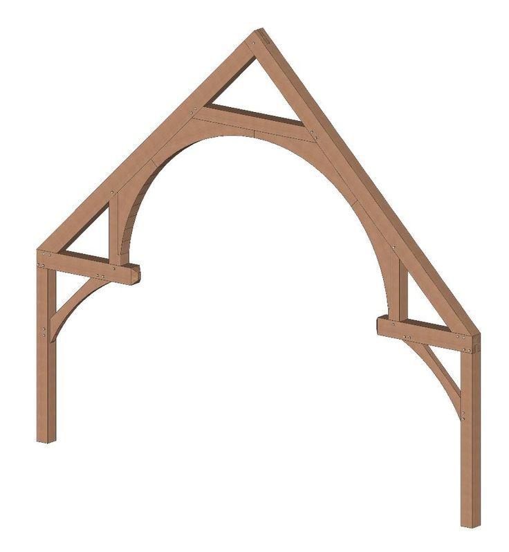 hammer beam truss