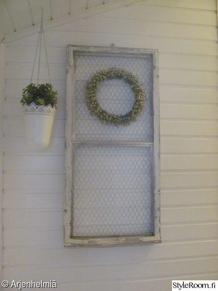 vanha,ikkunanpokat,taulu,sisustus,diy