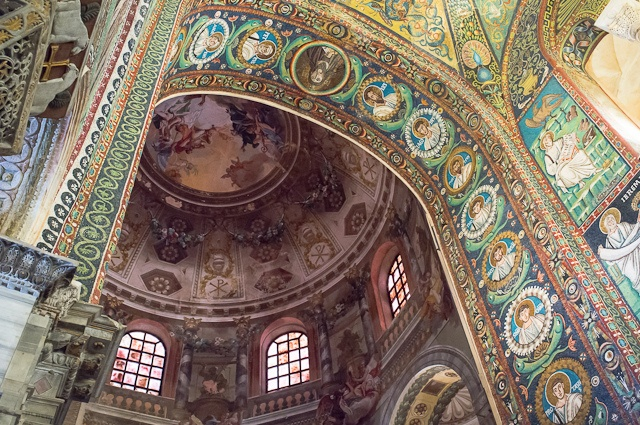31 best images about basilica di san vitale ravenna on for Clarks mural fresco