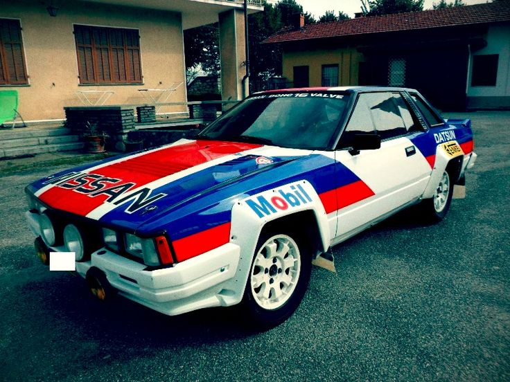 1983 nissan 240 rs evolutiongroupb