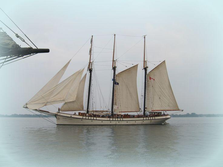 Empire Sandy 2013, Toronto Tall Ships