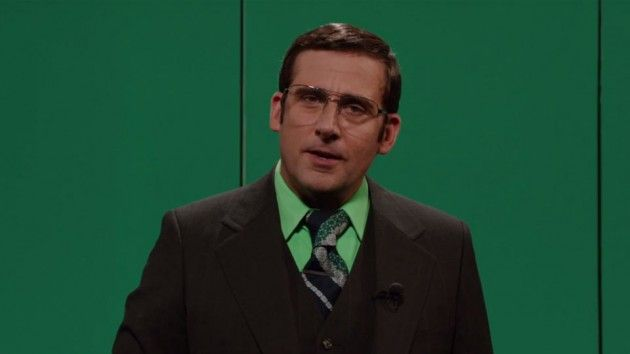 Steve Carell appears in a new clip from Anchorman 2: The Legend Continues Continued.