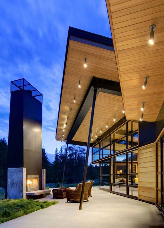 Modern Mountain Home