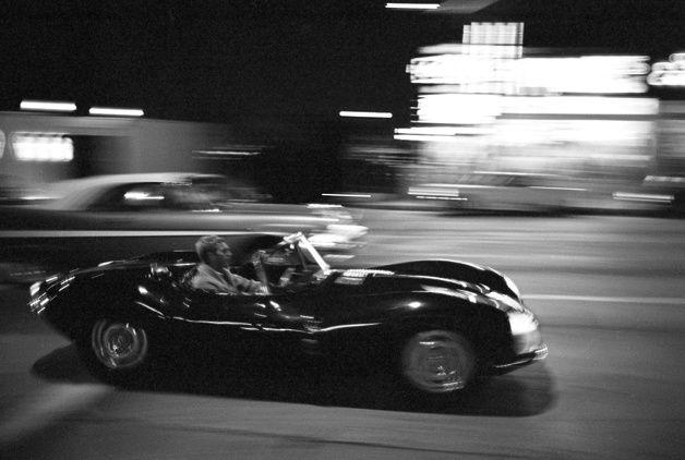 ...: Photos, Mcqueen Driving, Stuff, Sunset, Cars, Steve Mcqueen, Jaguar Xkss