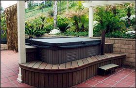 17 Best Images About Backyard Ideas On Pinterest Hot Tub