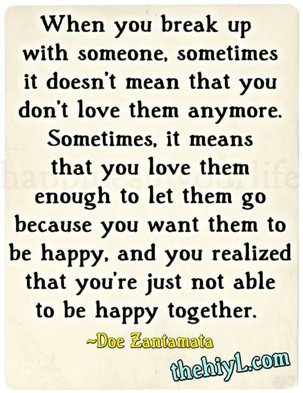 ... Always About Possessing Them More So About Being Selfless And Loving  That Person Enough To Let Go And Let Them Find Happiness.hard Lesson To  Learn.