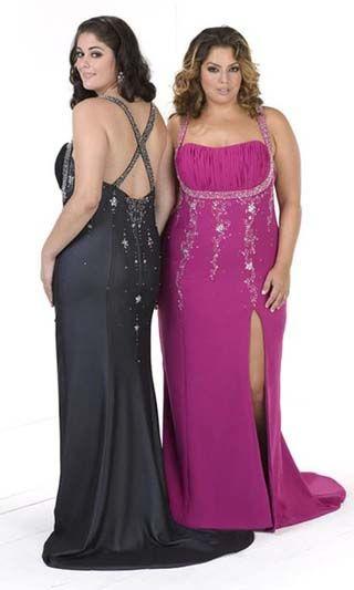 Modelos de Vestidos de Fiesta para Mujeres Gorditas.jpg2