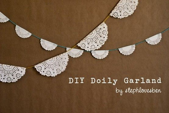 tea party decorations maybe with twinkle lights added