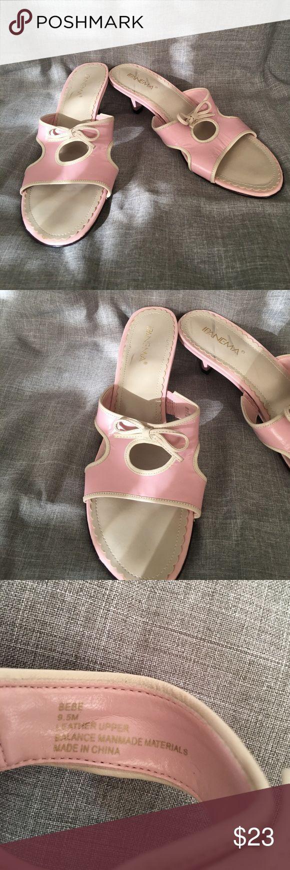 1000  ideas about Kitten Heel Sandals on Pinterest   Kitten heel
