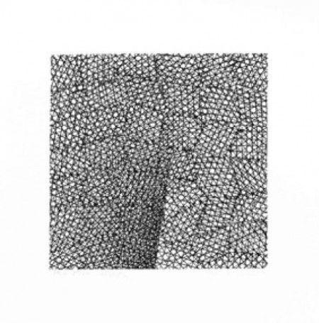 Mojej Matce, 1993/2005, serigrafia, papier, 20x20cm,