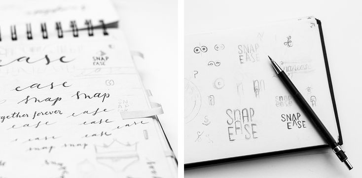 Swing Estudio . Brand design. Sketching!  # Graphic design, pattern, lettering, colors, fashion, socks, snapease, brand, logo #