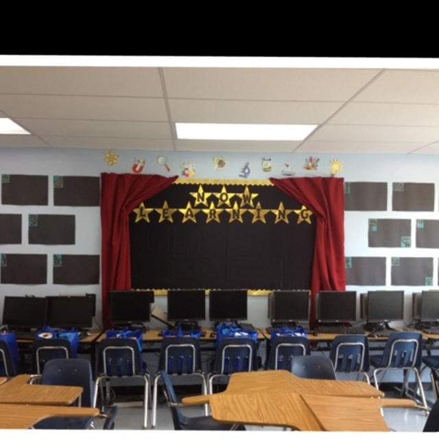 Hollywood Classroom Decor : Best images about hollywood theme classroom on